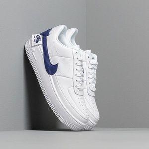 Nike Air Force 1 Jester XX White / Regency Purple